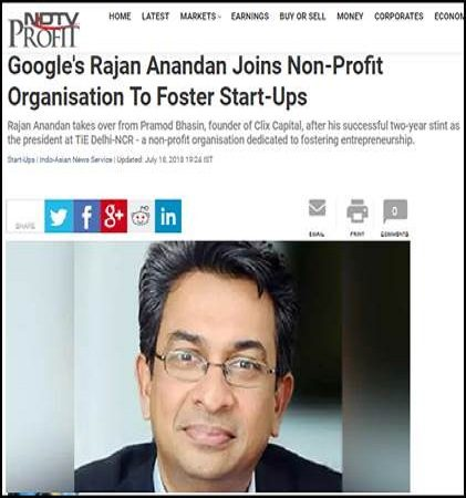 Google's-Rajan-Anandan-Joins-Non-Profit-Organisation-To-Foster-Start-Ups
