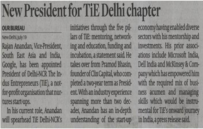 New-President-for-TiE-Delhi-Chapter