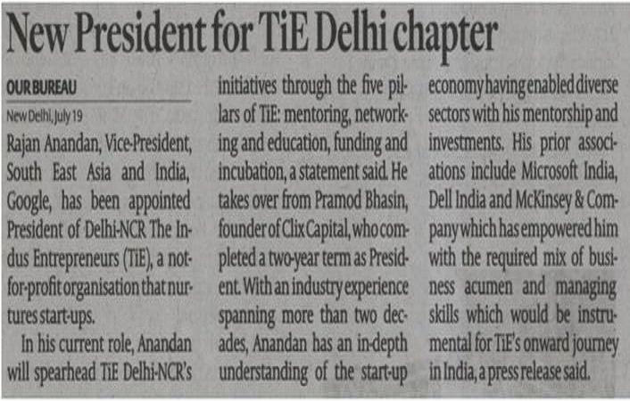 New-President-for-TiE-Delhi-Chapter